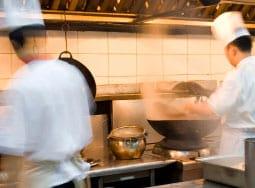 Hong Kong Style Turbo Wok Cooker Range