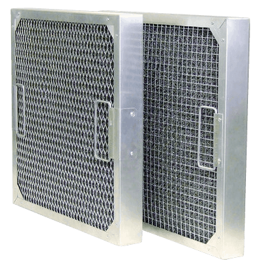 aluminium mesh canopy grease filter