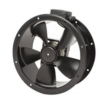 cased axial extractor fan soler palau