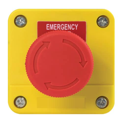 GIS emergency switch