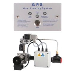 Commercial Kitchen Gas Proving System