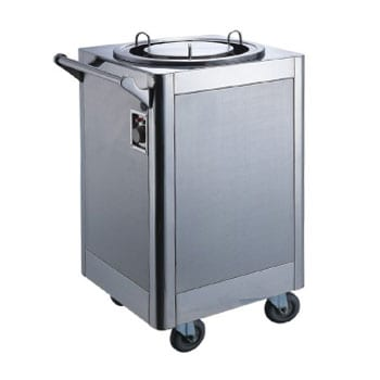 Restaurant Kitchen Mobile Plate Warmer