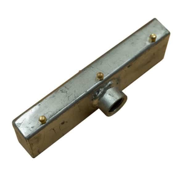 triple bar burner injector holder 2