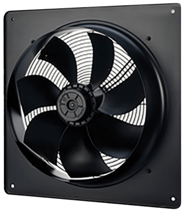 plate axia extractor fan