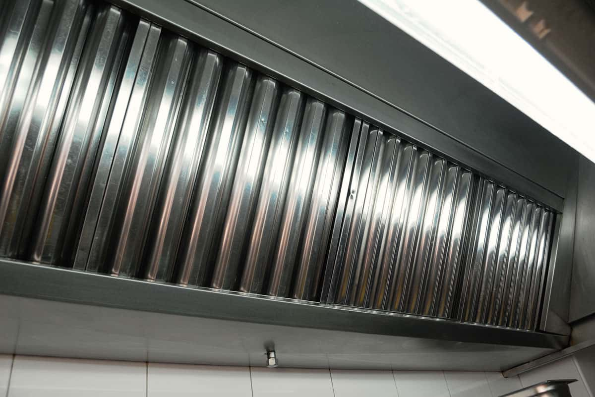 kitchen ventilation canopy filters and canopy systems
