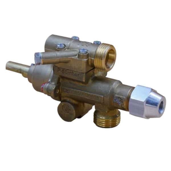 s22 safety gas valve horizontal outlet 1