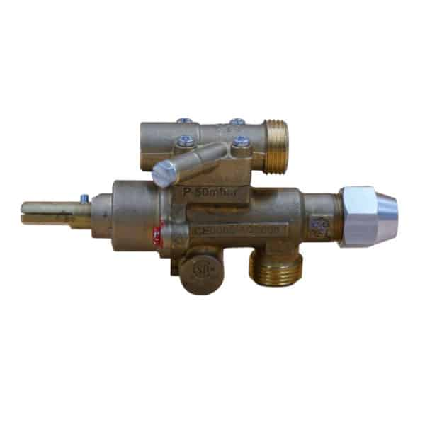 s22 safety gas valve horizontal outlet 2