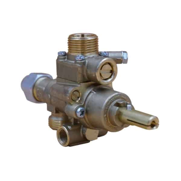 s22 safety gas valve vertical outlet 3