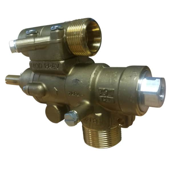 s23 safety gas valve horizontal outlet 2