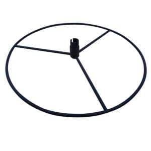 rotating hand rail