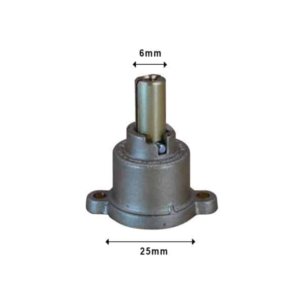 spindle cap S21 gas safety valve dimensions