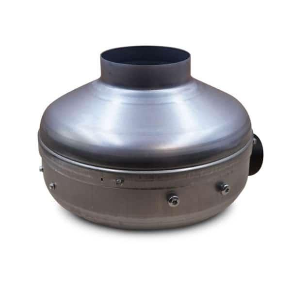 ack turbo burner fan