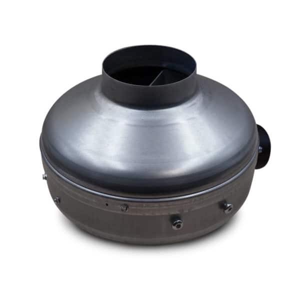 turbo burner fan