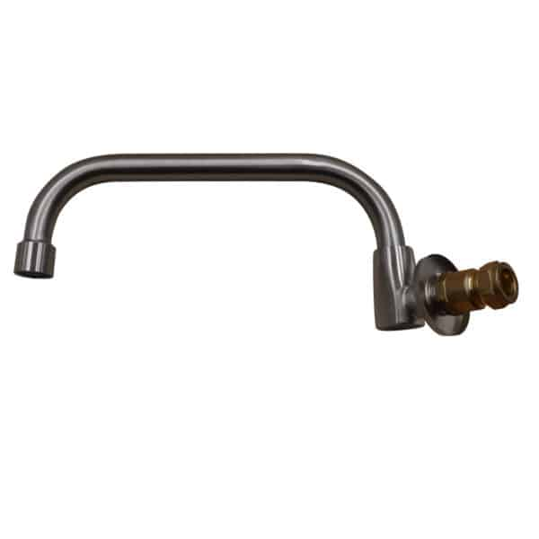 swivel water faucet right