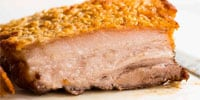 featured recipe crispy pork