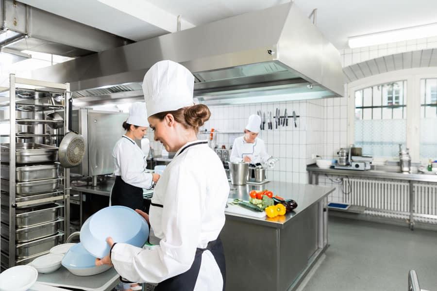 kitchen design and management